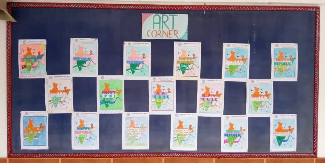 Republic Day Drawing Competition