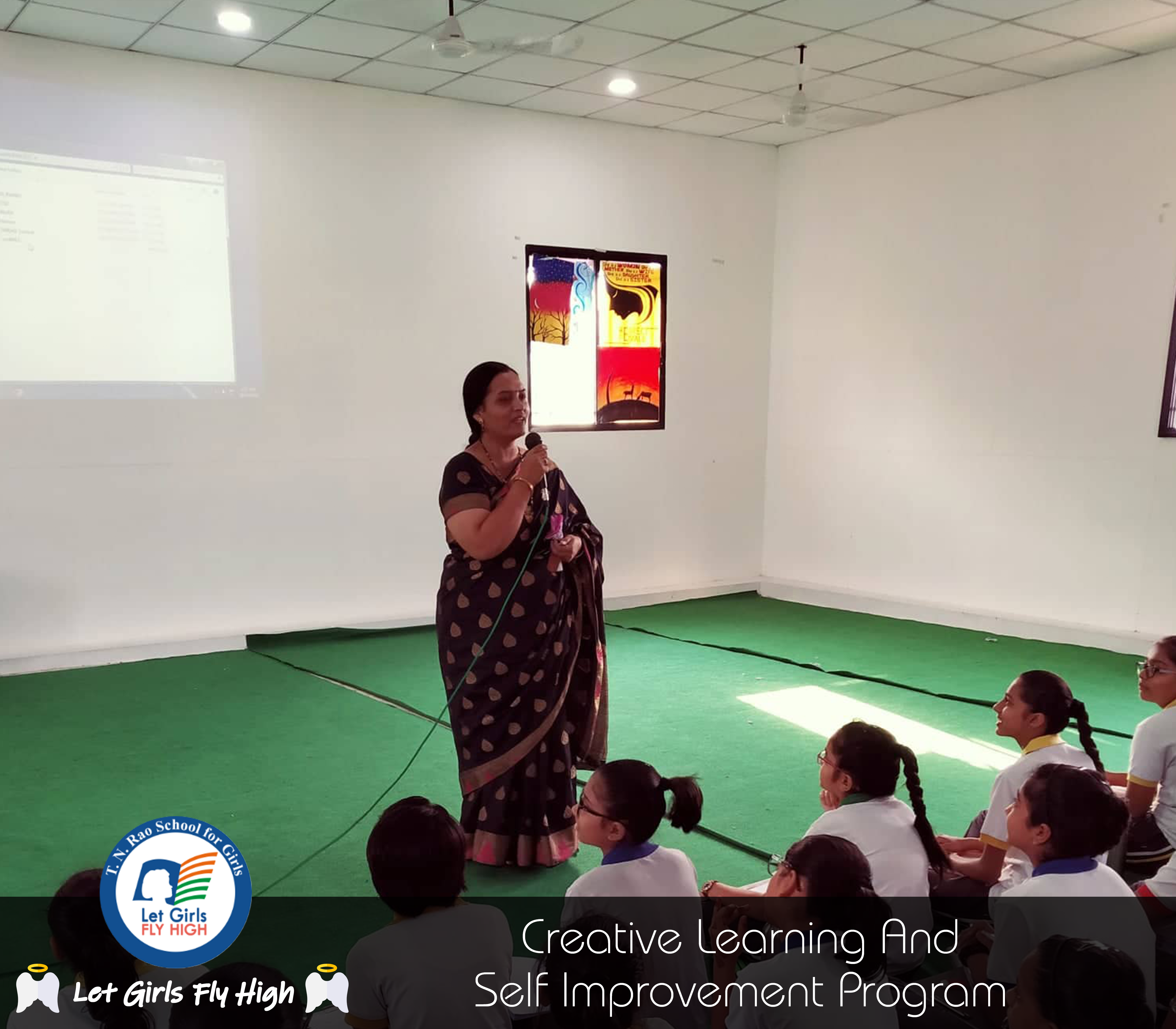 Workshop on Creative Learning