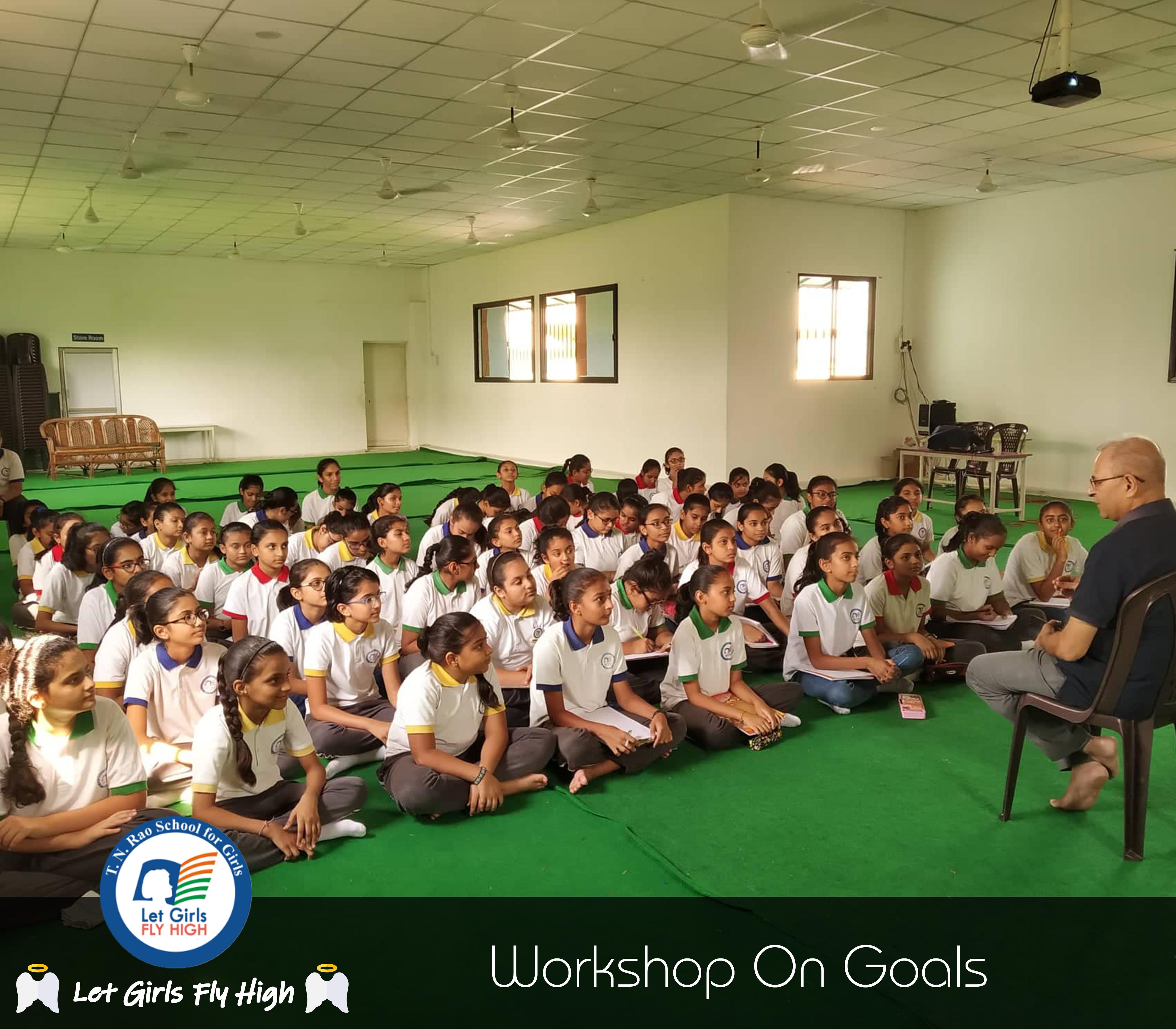 Workshop on Goals
