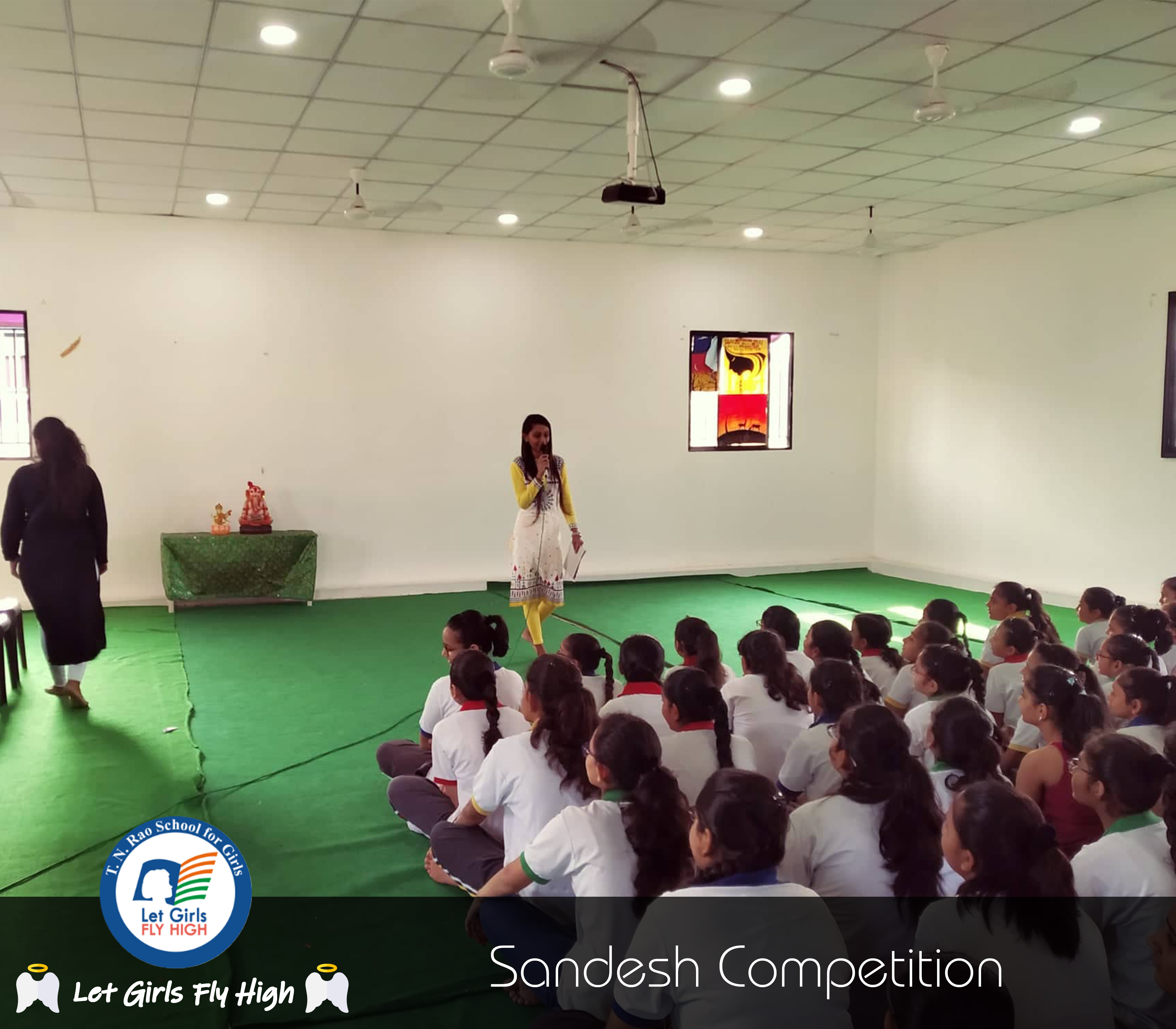 Sandesh competition